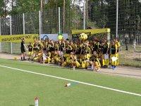 BVB EVONIK Fußballschule Gruppenbild