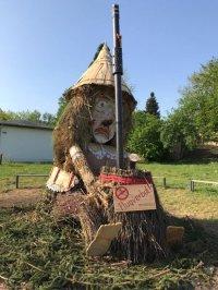 Hexe von der Borsbergschützengilde