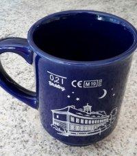 Weihnachtsmarkt-Tasse