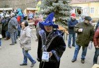 Weihnachtsmarkt am Nachmittag