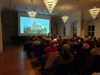 Lichtbildervortrag von Gerd Reinhardt im Jagdschloss Graupa