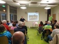 Vortrag zur Tour de Baienfurt 2019 in der Grundschule Graupa