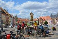 Marktplatz in Eger