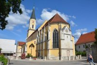 Kirche in Kelheim
