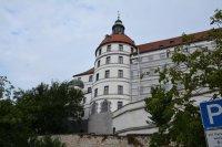 Schloss von Neuburg a.d. Donau