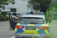 Polizeibegleitung