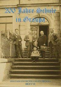 Heft 6: 200 Jahre Schule in Graupa