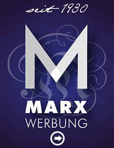 Marx Werbung
