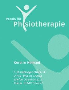 Physiotherapie Kerstin Hempel