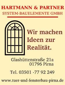 Hartmann und Partner System-Bauelemente GmbH