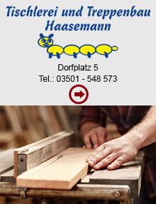 Tischlerei und Treppenbau Haasemann