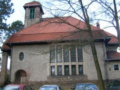 Kirche Graupa