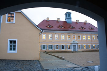 Jagdschloss Graupa